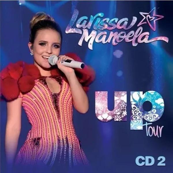Cd larissa manoela - up tour - cd 2