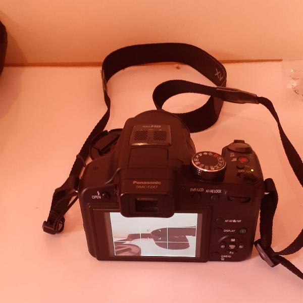 Câmera fotográfica panasonic lumix fz47