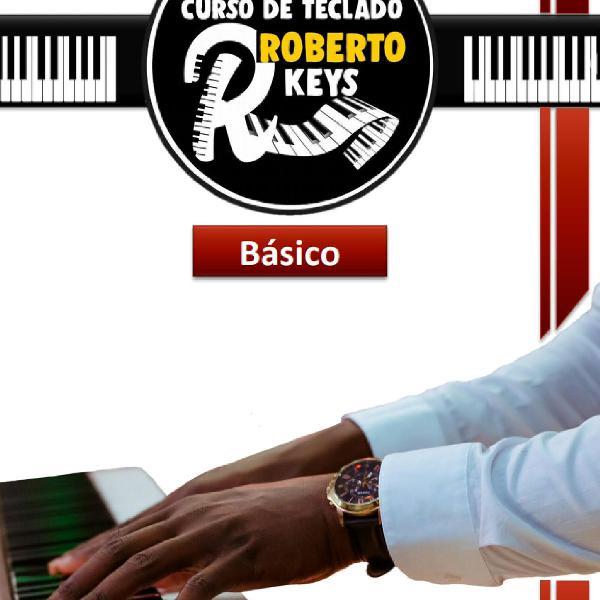 Curso de teclado musical e-book