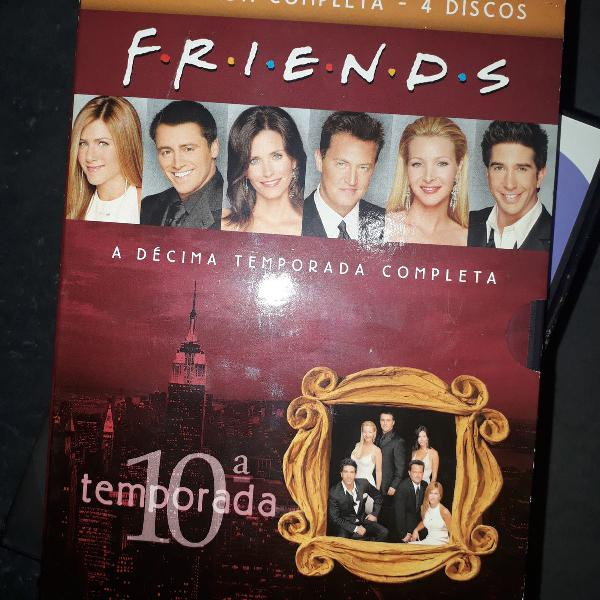 Friends temporada final