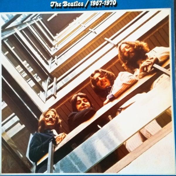 Lp vinil the beatles 1967/1970