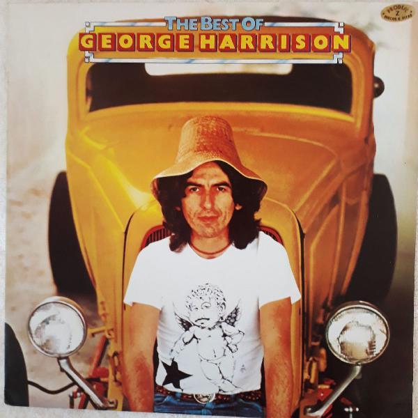 Lp vinil do george harrison - the best of george harrison