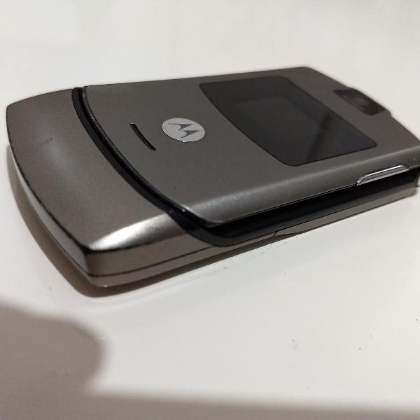 Motorola v3 - com defeito
