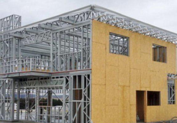 Projetos, ampliações, telhados e construção em aço
