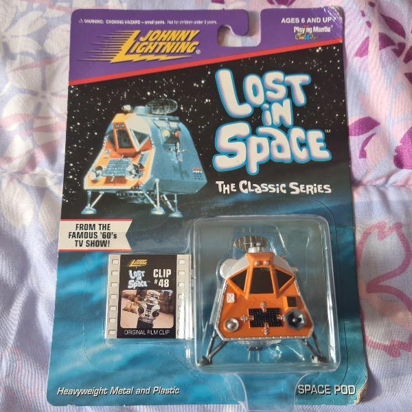 Space pod (miniatura) - perdidos no espaço