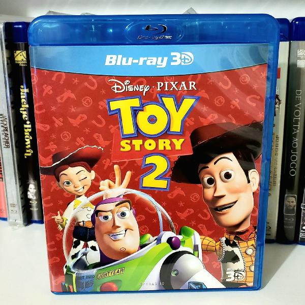 Toy story 2 3d (blu-ray 3d)