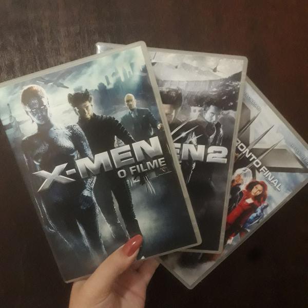 Trilogia completa x-men