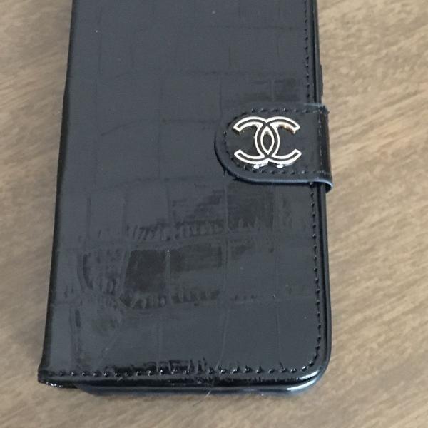 Capa de celular personalizada modelo carteira