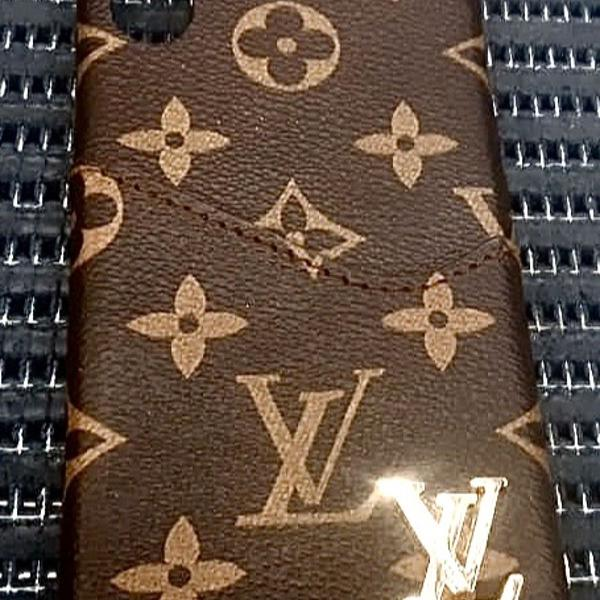 Case capinha iphone x iphone xs 5.8 com porta cartão louis