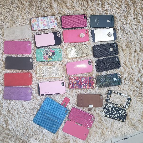 Cases capas para iphone 5 5s