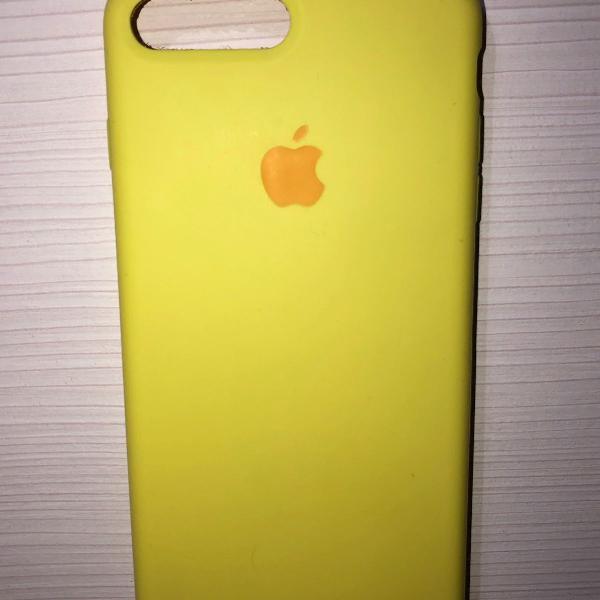 Combo de case iphone 7/8plus e suporte magnético i2go