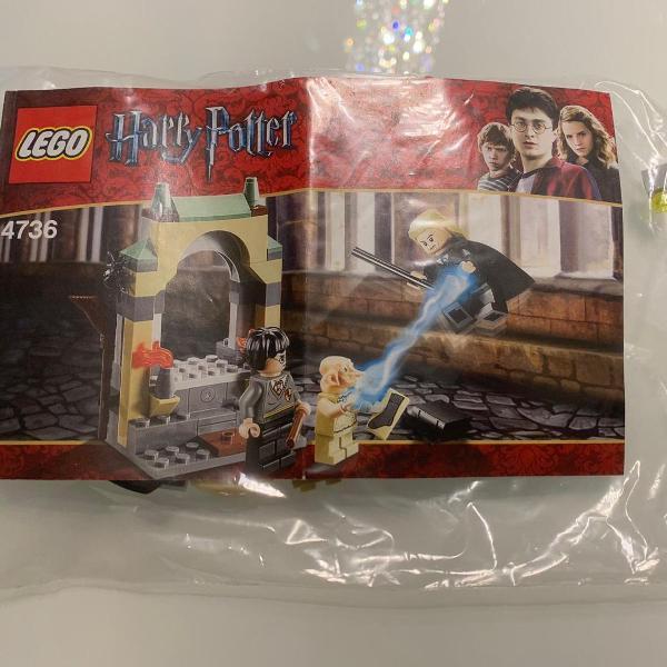 Lego harry potter libertando dobby 4736
