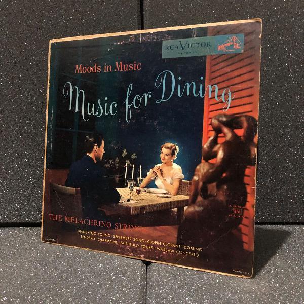 Music for dining (1958) | disco vinyl lp