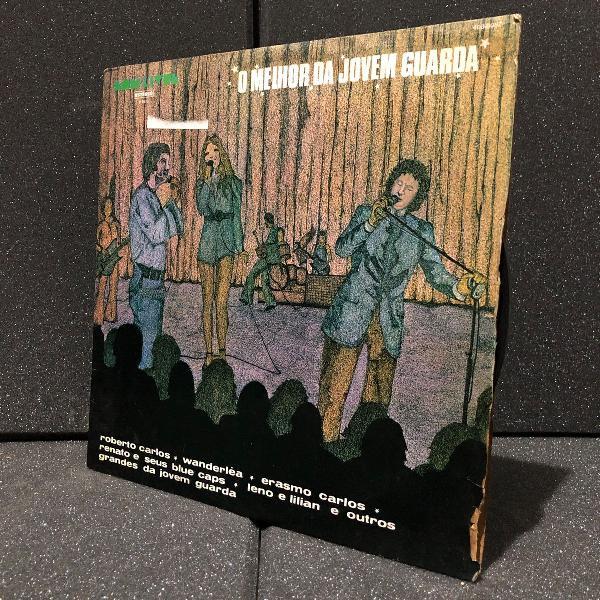 O melhor da jovem guarda (1976) | disco vinyl lp