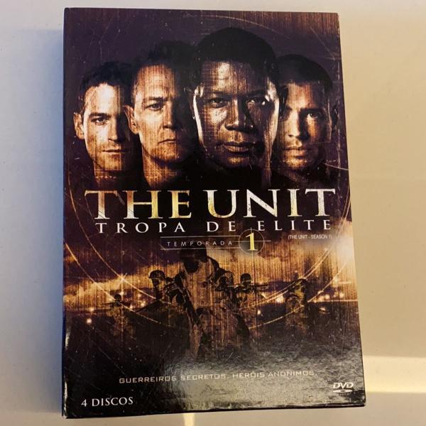 Série the unit tropa de elite primeira temporada