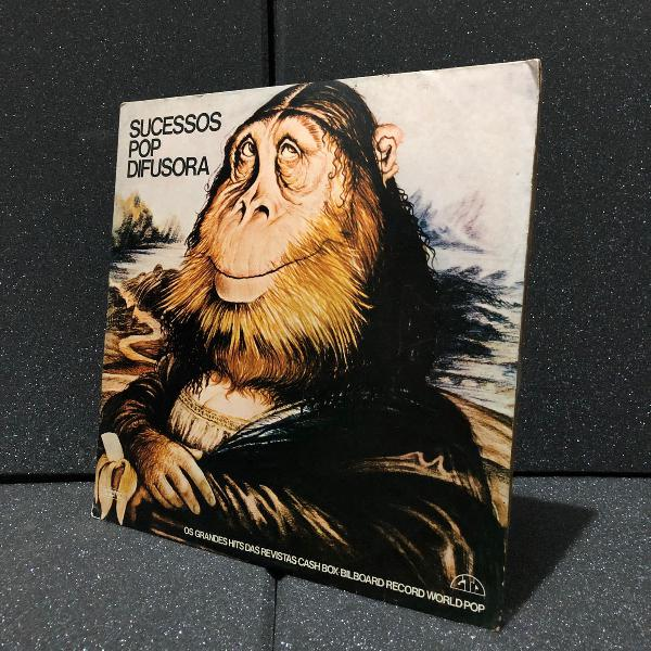 sucessos pop difusora (1976) | disco vinyl lp