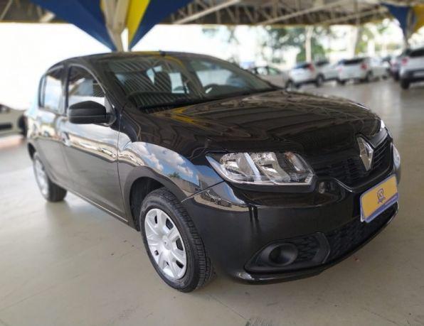 Renault sandero authentique flex 1.0 12v 5p flex - gasolina