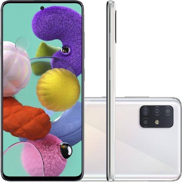 "Smartphone Samsung Galaxy A51 6,5"" Octa Core Dual Chip 4GB"
