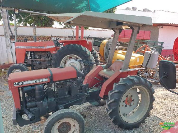 Trator agrale 4100 4x2 ano 93