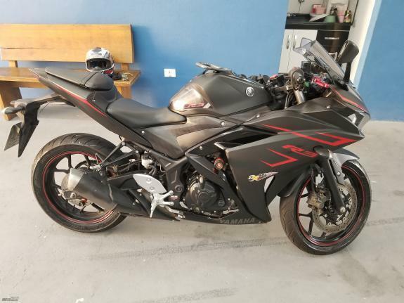 Yamaha - yzf r3