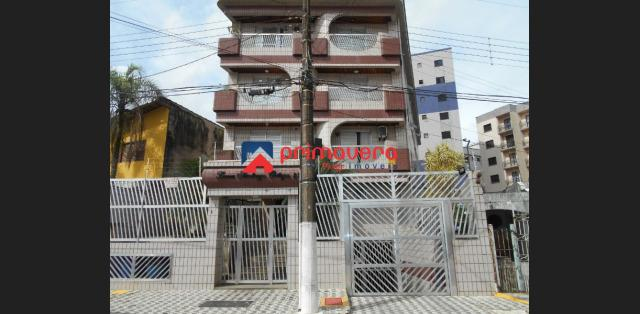 Apartamento na vila caiçara - 2 dormitórios