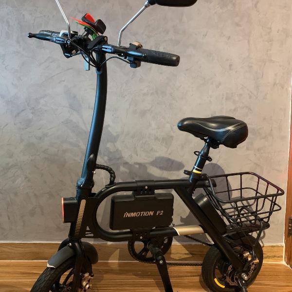 Bike elétrica inmotion p2 + nf e-move