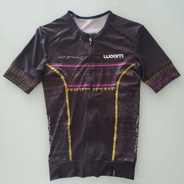 Camisa de triathlon/ciclismo woom