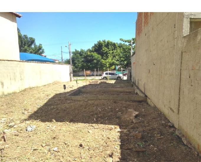Carvalho ramos - terreno comercial com 234m2 - docs ok - rgi