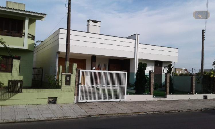 Casa à venda no centro - passo de torres, sc. im199247