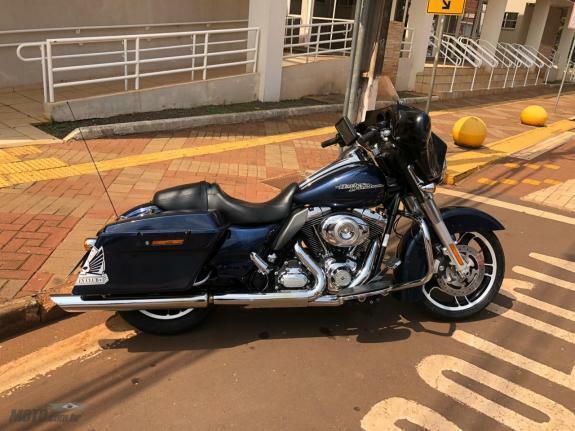 Harley-Davidson - Street Glide