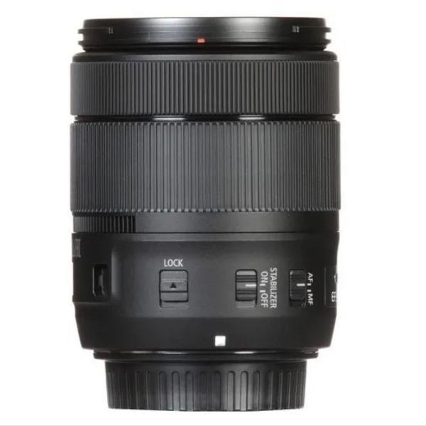 Lente canon 18-135mm f/3.5-5.6 is stm usada como nova