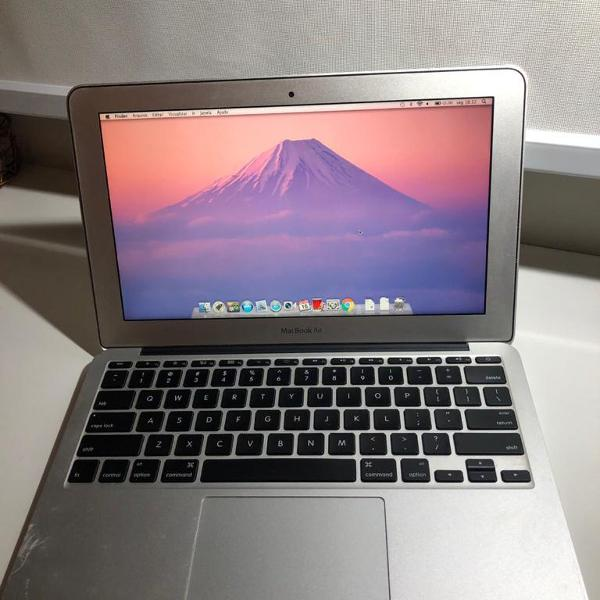 Macbook air (meados de 2011) 2gb 1.6 ghz intel core i5