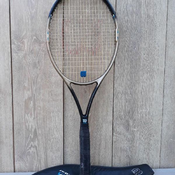 Raquete de tênis- hammer 4.0 - wilson