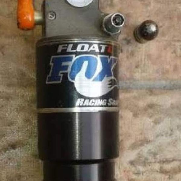 Shox traseiro fox float l, revisado da cannondale scalpel.