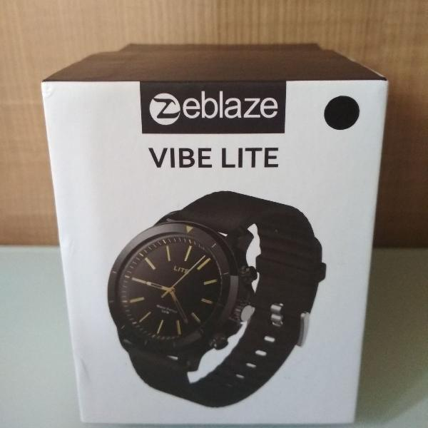 Smartwatch vibe lite zeblaze