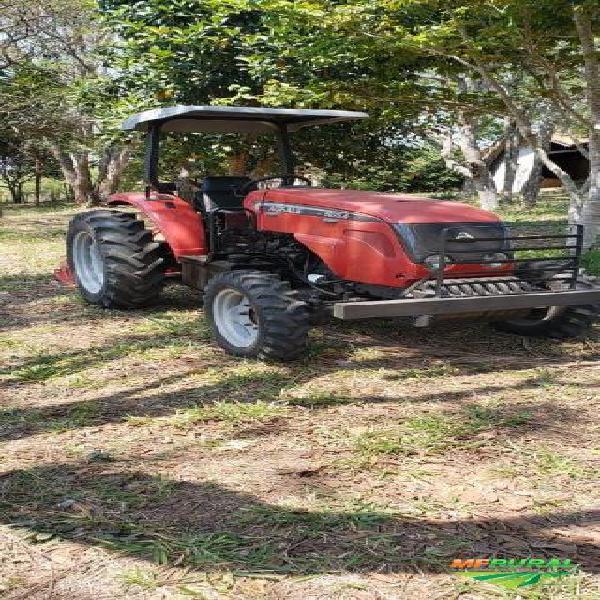 Trator agrale 5075 4x4 ano 10