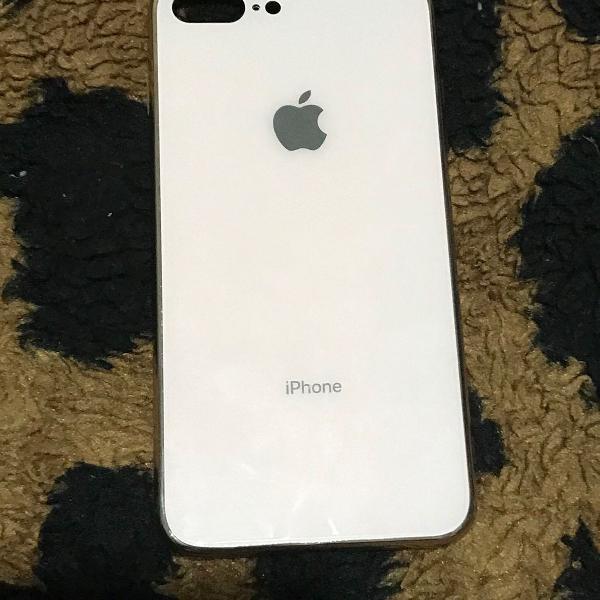 Capa para iphone 7 plus gold