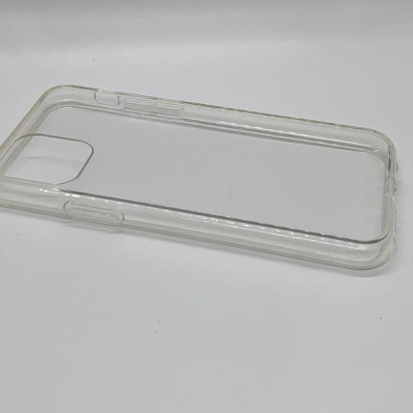 Case silicone transparente iphone 11 pro