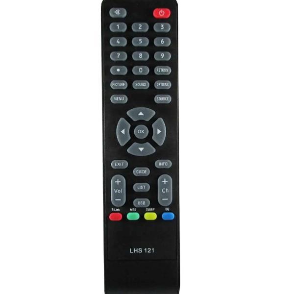 Controle lhs 121 philco smart tv lcd led plasma ph42m2