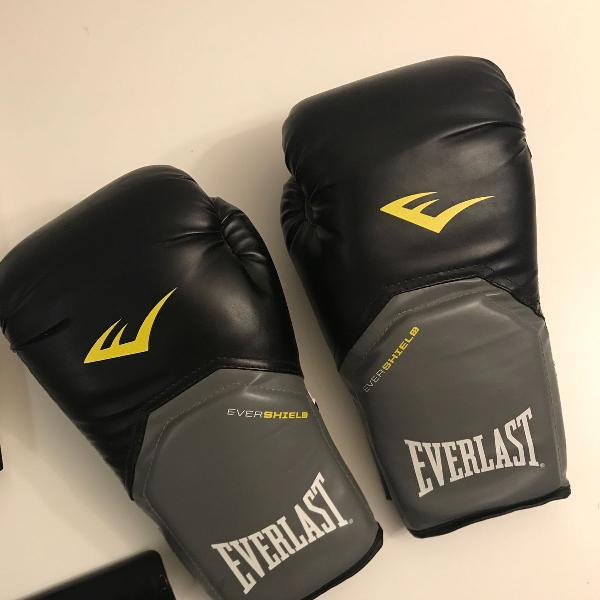 Luva boxe/muay thai