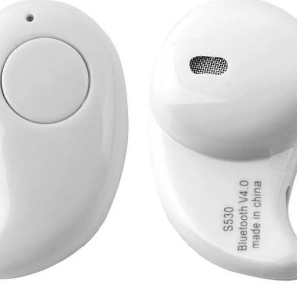 Mini fone de ouvido bluetooth (samsung)