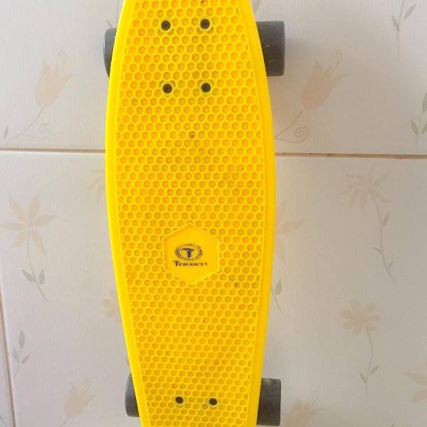 Mini long boarding traxart