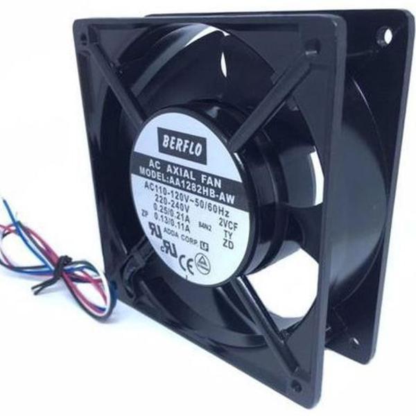 Ventilador cooler ventoinha - 120x120x38 - bivolt ( 110v/220