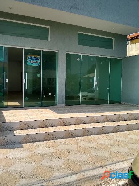 Salão comercial para locação definitiva