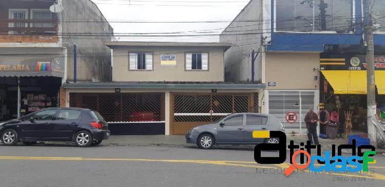 Casa a venda barueri - centro comercial parque viana