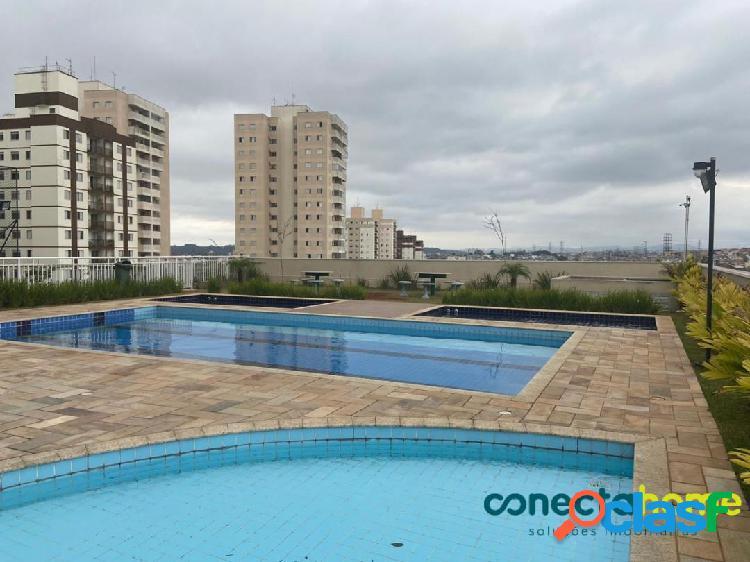 Cobertura 104 m², 03 dormitórios 01 suite e 2 vagas chácara belenzinho