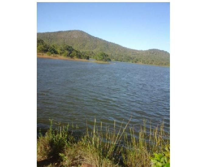 1.275 alqs rio represas plana sede 35% abertos rio gurupí