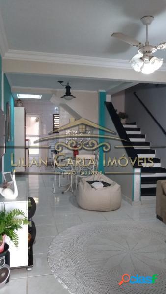 Casa em condomínio em mongaguá - baln. plataforma por 240.000,00 à venda