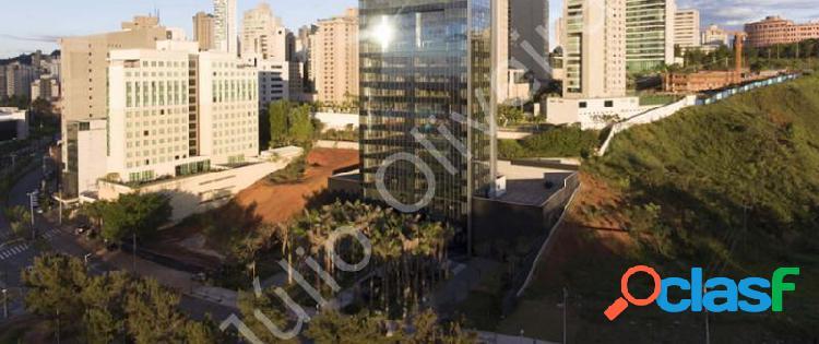 Sala comercial com 506 m2 em nova lima - belvedere por 7.57 milhões à venda