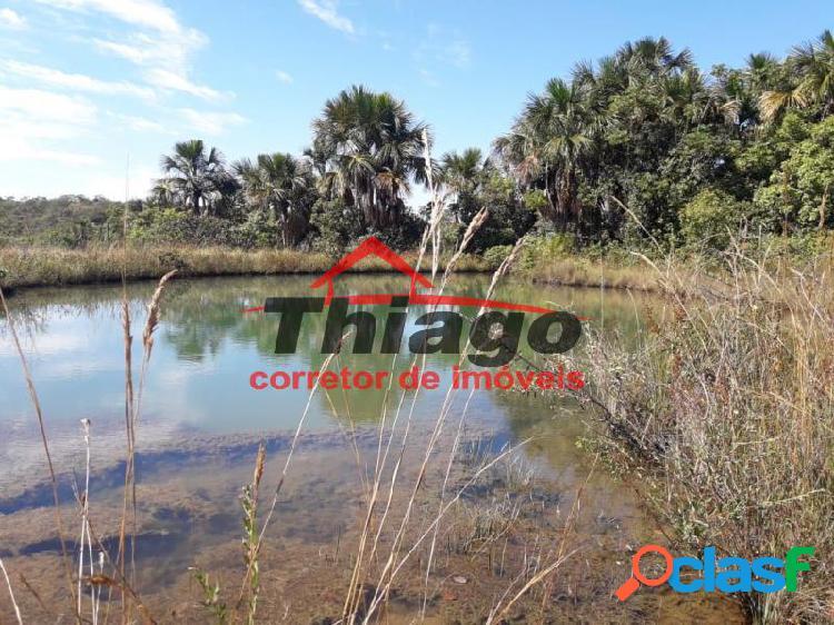Chácara em uberlândia - zona rural por 375 mil à venda